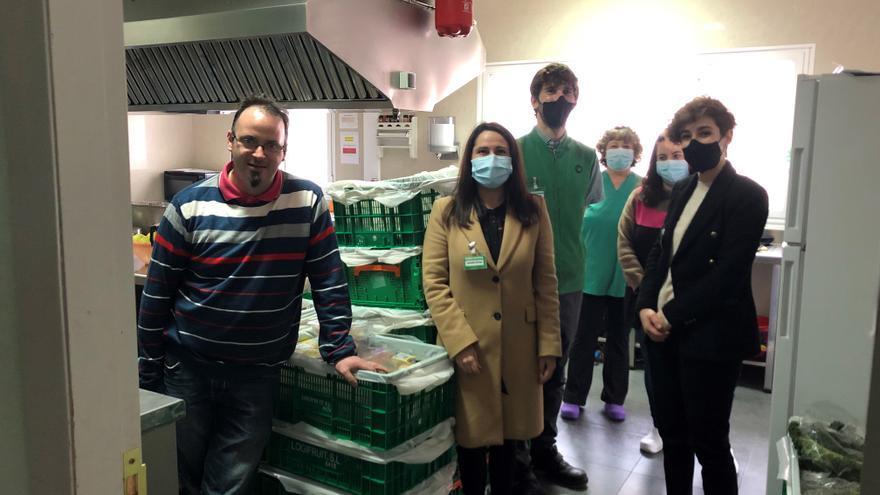 Mercadona donará alimentos diariamente a la asociación valdeorresa ASFAVAL