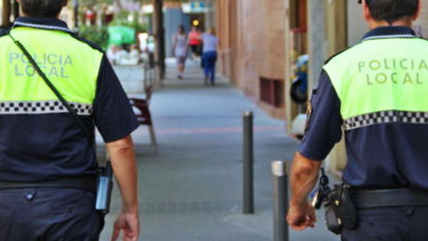 San Vicente convoca las 16 plazas de Policía pendientes desde 2017