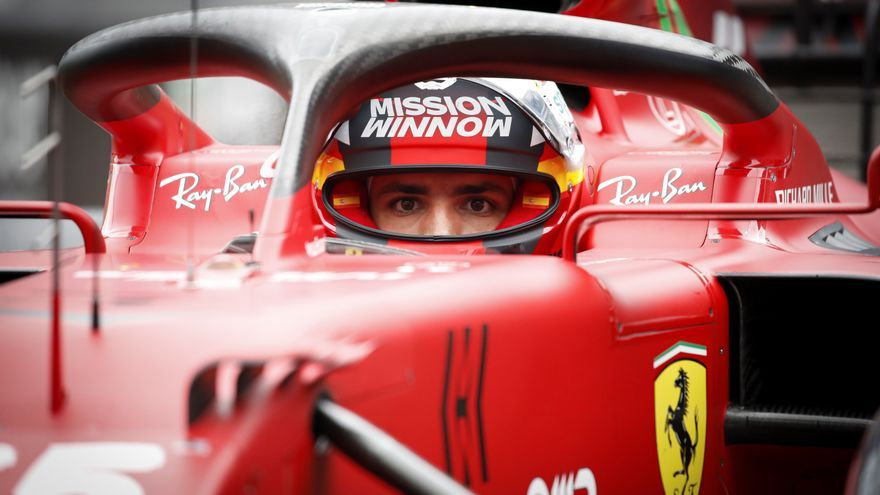 Alonso y Sainz saldrán decimoséptimo y cuarto en el GP de Mócano
