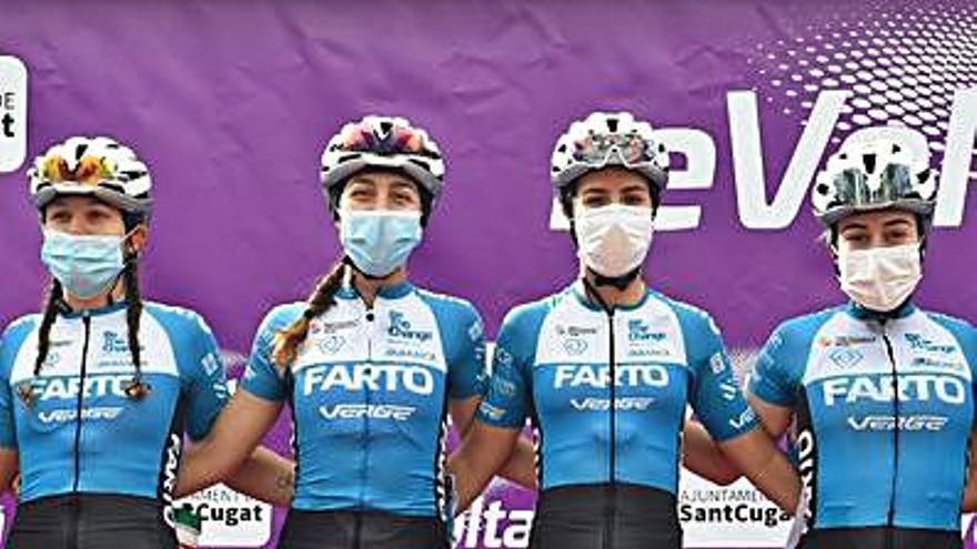 El Team Farto-BTC disputará la Vuelta a España Femenina