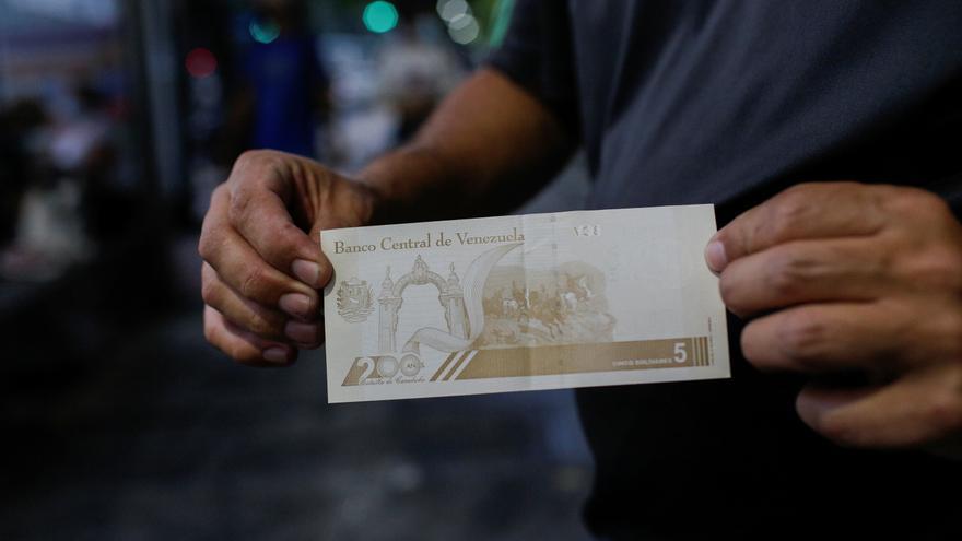Venezuela lanza su segunda reforma monetaria en tres años eliminando seis ceros al bolívar