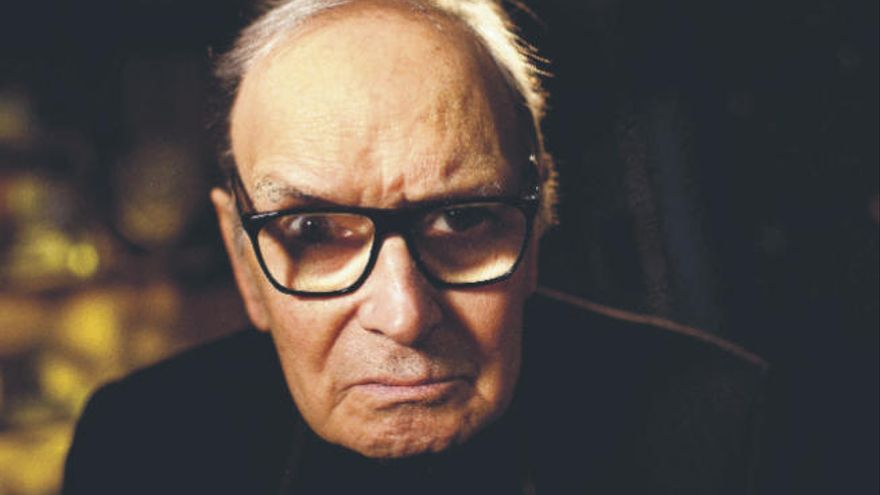 Morricone se hace eterno