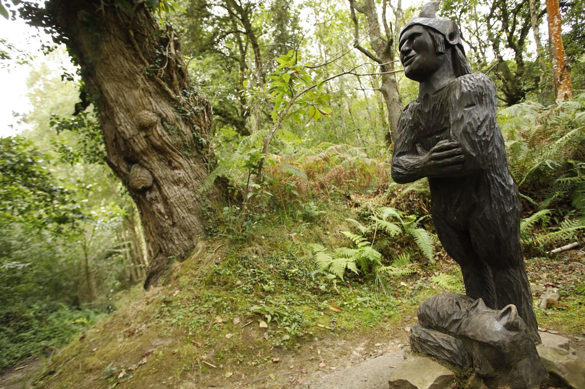 Ruta por Asturias: por el Camín Encantáu