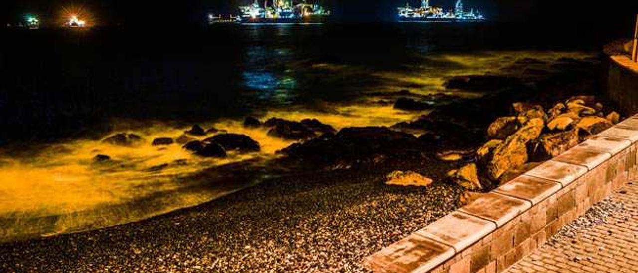 Las nuevas luces de la bahía