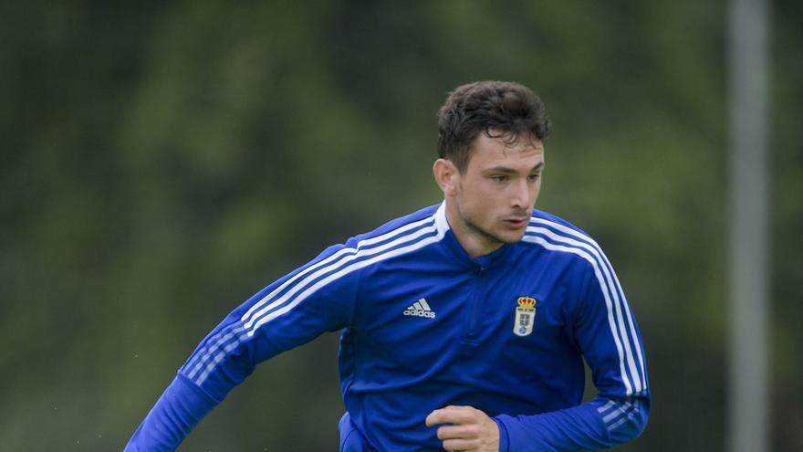 """Borja Sánchez se ve jugando en el centro del campo: """"Es una opción que me gusta"""""""