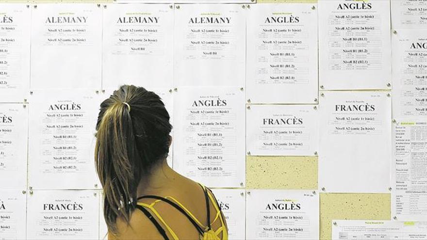 Una de cada tres ofertas de empleo exige hablar algún idioma extranjero en Castellón