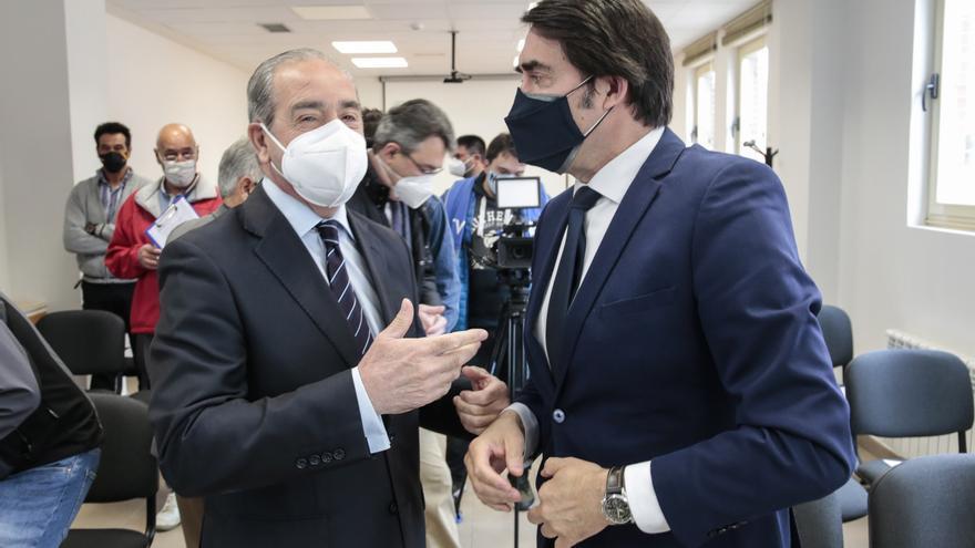 La Junta exige al Gobierno más fondos para regadíos en Castilla y León