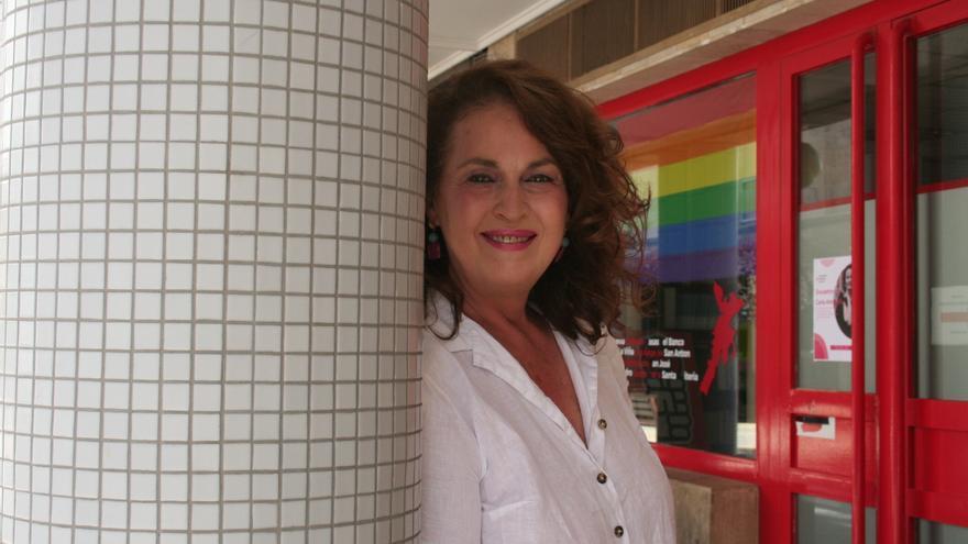 """Carla Antonelli: """"Si algo hemos aprendido en el colectivo trans es a caer y a volver a levantarnos"""""""