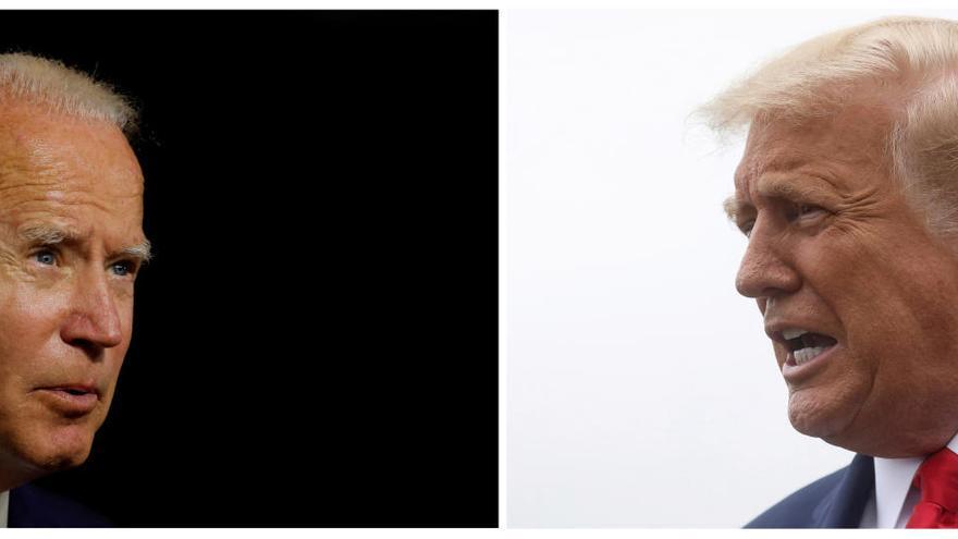 Guía para no perderse en el último debate entre Biden y Trump