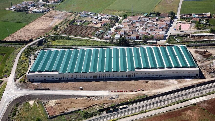 Fomento negocia la instalación en Antequera del banco de pruebas del tren supersónico Hyperloop