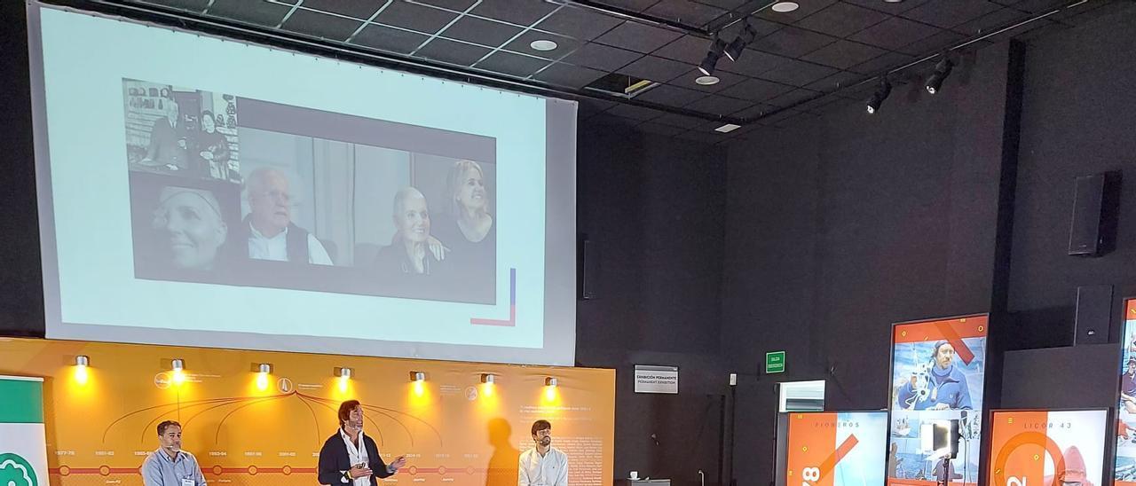Imagen del encuentro celebrado por el Fórum de Aefa