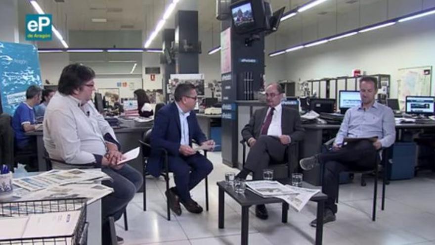 """""""Si no hay acuerdo con las fuerzas de izquierda no habrá presupuesto"""""""