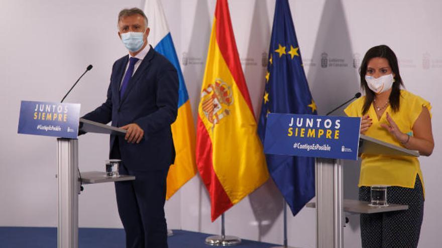 """Canarias acuerda con TUI hacer test """"voluntario y selectivo"""" a partir de noviembre"""
