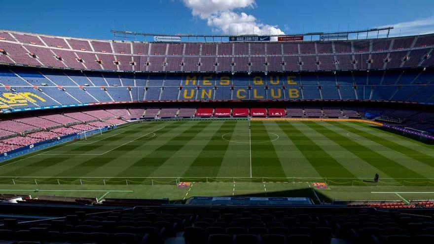 El Procicat obliga el Barça a reduir encara més l'aforament de l'estadi