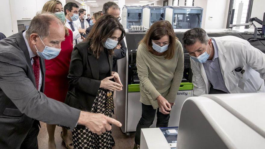 """Los hoteleros cargan contra Madrid por no adelantar la inmunización en Balears: """"No se roban vacunas"""""""