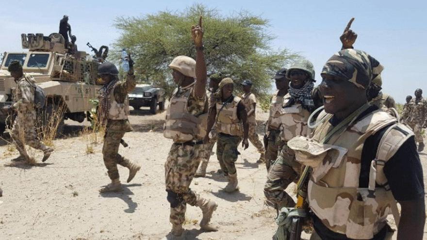Una emboscada yihadista mata al menos a 18 militares en Nigeria
