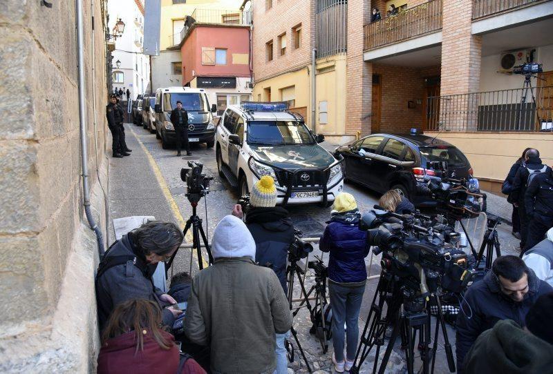 Declaraciones de 'Igor el Ruso' en Alcañiz