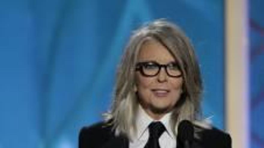 Diane Keaton: «Woody Allen es mi amigo y  sigo creyendo en él»
