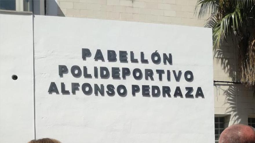 San Sebastián de los Ballesteros rinde tributo a Alfonso Pedraza