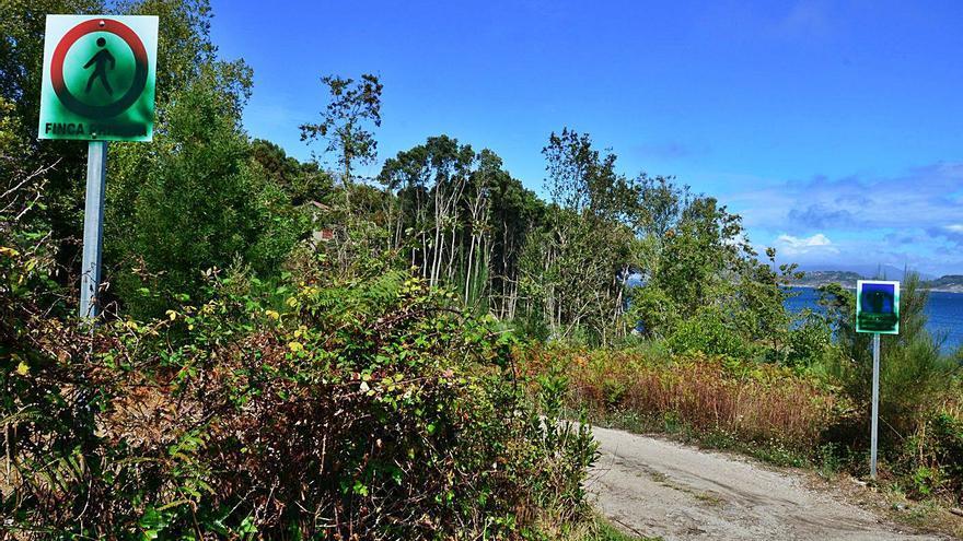 El Concello busca un frente común con Medio Rural y Portos para el vial de Punta Couso