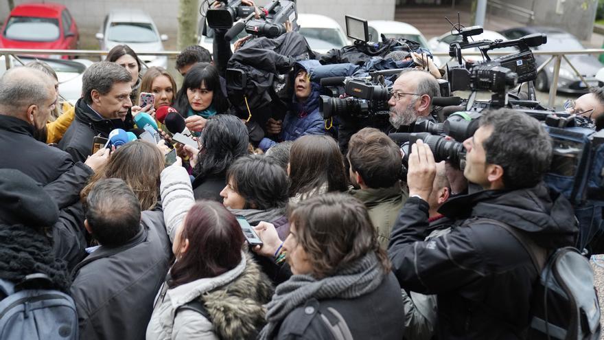 Juan Carlos Quer pide al Gobierno mantener la prisión permanente revisable