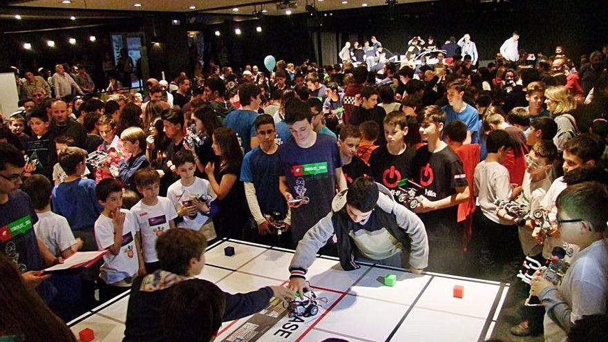 La 20a edició del Robolot es tornarà a celebrar en línia