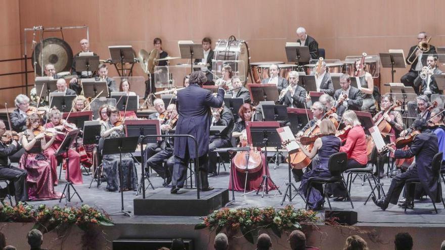 La Simfònica ofrecerá conciertos en la iglesia de Esporles y en Bellver