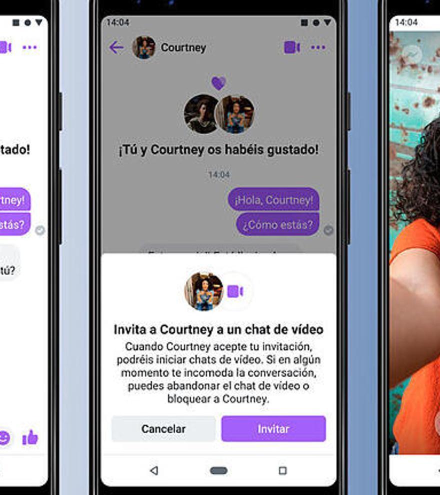 El Tinder de Facebook desembarca en España