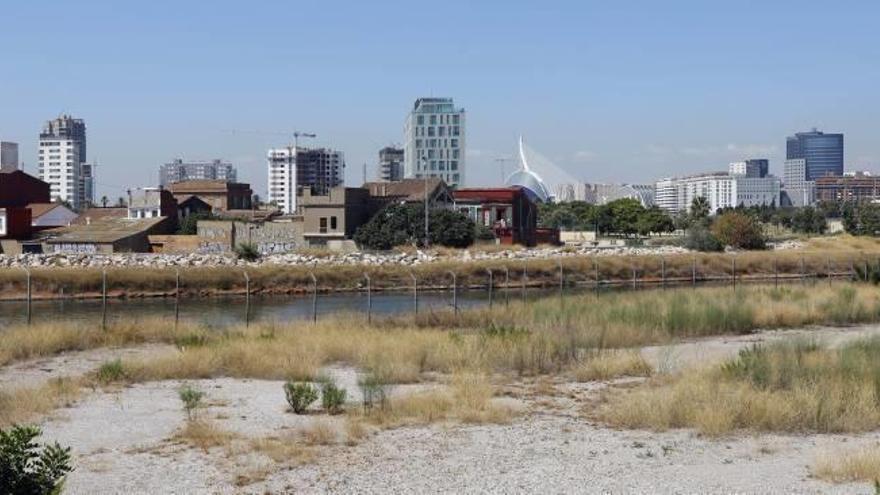 Conselleria de Agricultura y Guardia Civil no quieren dejar sus edificios del Grau