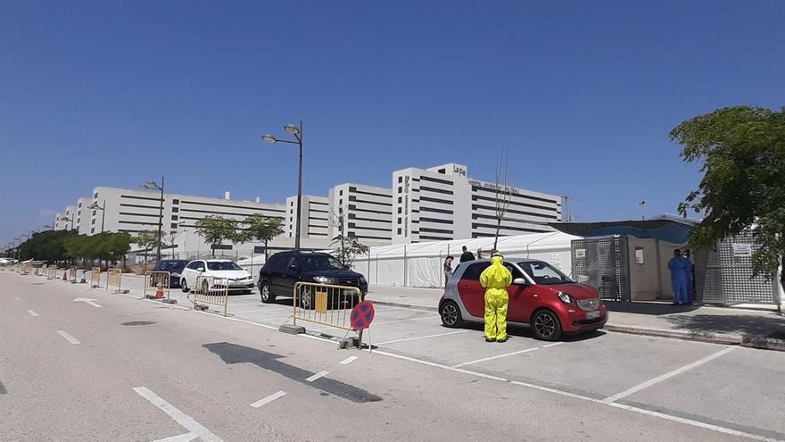 La Semana Santa deja nuevos contagios de coronavirus en 121 municipios valencianos