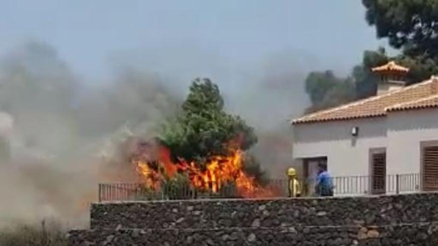 Incendio en La Palma (17/08/2021)