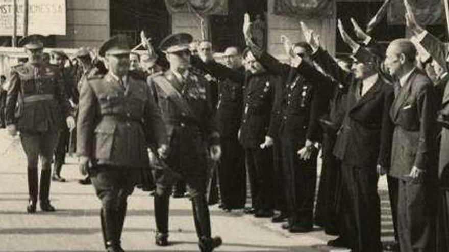 """Franco gana una """"guerra"""" después de muerto"""