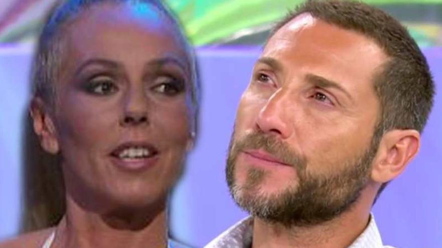 Rocío Carrasco y Antonio David, unidos inesperadamente por un frente común