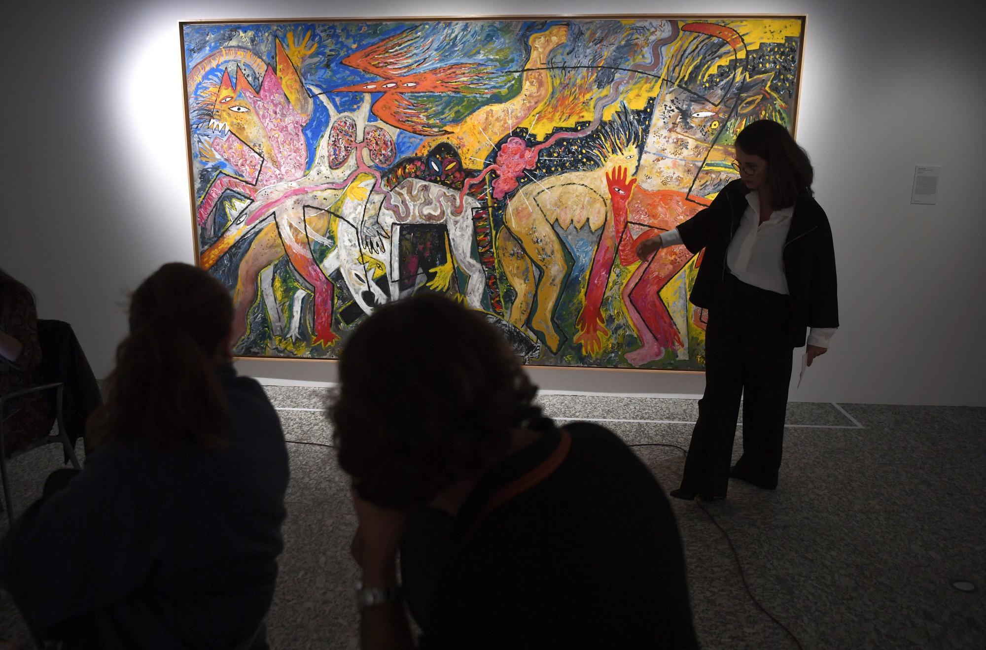 La exposición 'Humano, más humano' llega a la Fundación Barrié de A Coruña