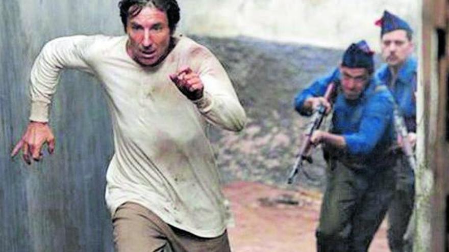 'La trinchera infinita', hacia los Óscar