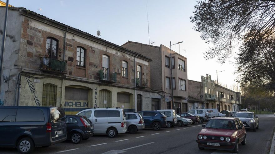 Liberación de la muralla en Zamora: El edificio de Feria 37, en el punto de mira