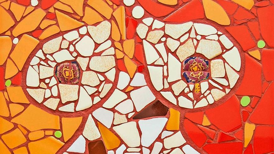 Mosaicos de Cristina Narbón
