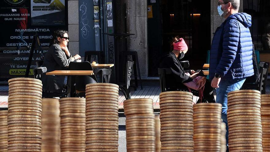 La otra factura Covid: las pymes gallegas encaran el pago de 5.000 millones de los ICO