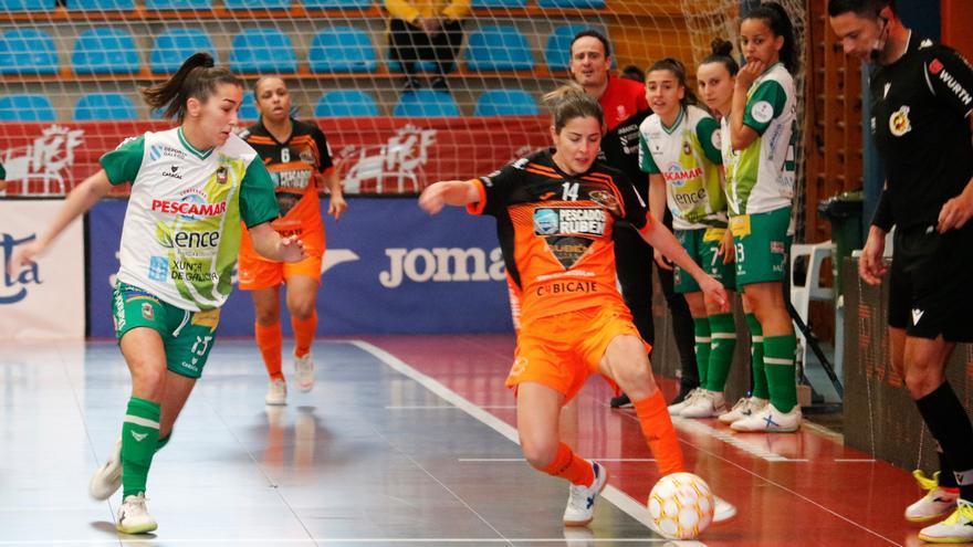 El Poio pierde la Supercopa de España ante el Burela