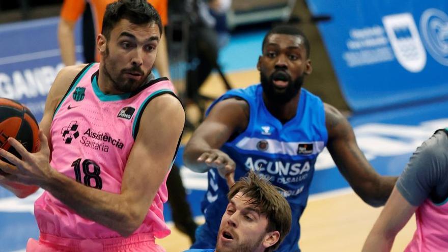 El Barcelona se divierte ante el Gipuzkoa Basket