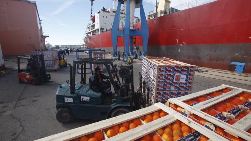 Las exportaciones de Castellón al Reino Unido vuelven a crecer tras un año negro