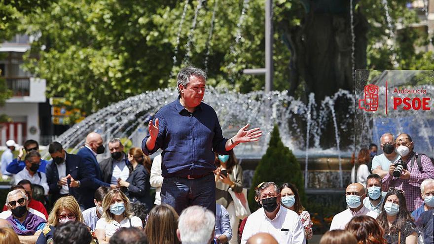 Espadas tiende la mano a Díaz por «el cambio» para gobernar