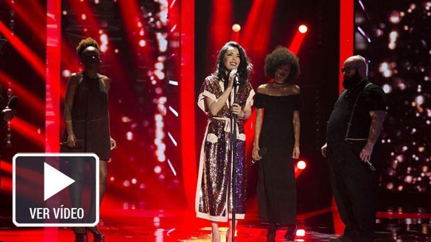 Beatriz Luengo, invitada de 'Fantastic Duo'