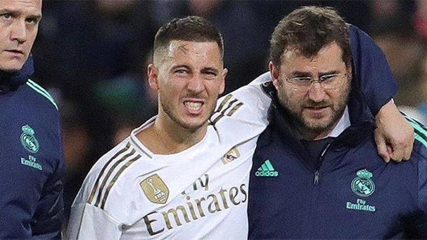 Marcelo y Hazard se perderán el Clásico por lesión