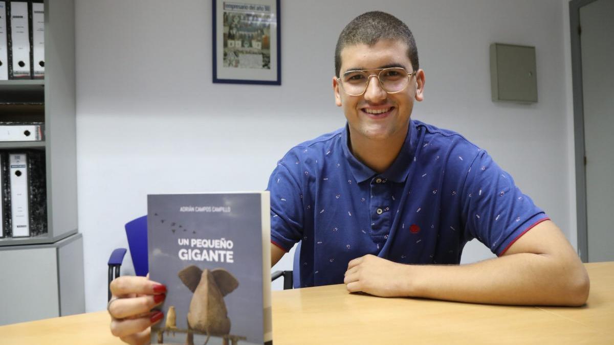 Adrián Campos lleva sus nuevos proyectos a 'La Panderola'