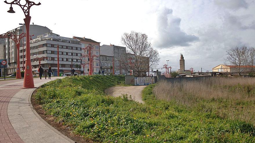 La zona de la Torre sigue sin normativa especial tras ocho años de vigencia del plan general