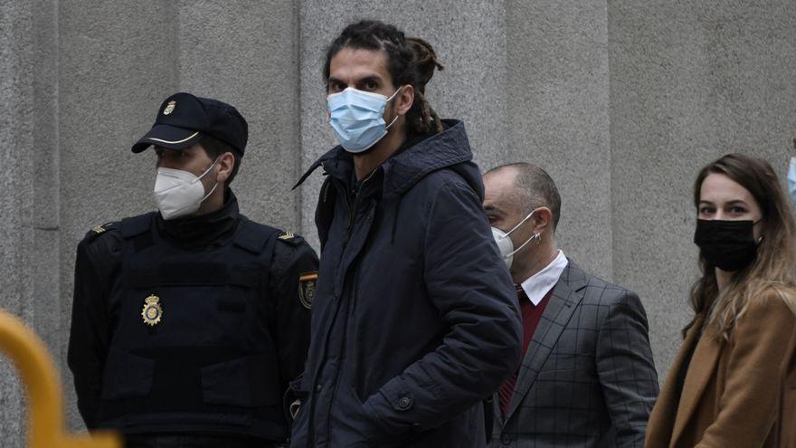 El Supremo arrancará el año judicial con el juicio a Alberto Rodríguez