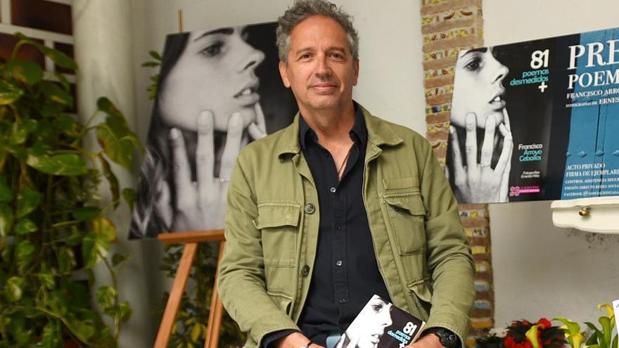 """Francisco Arroyo Ceballos: """"Sin el arte, no sería lo que soy"""""""