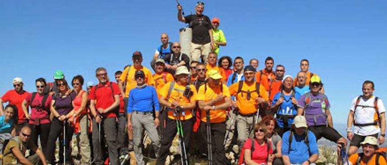 Un carletino completa 125 kilómetros en la Maratón Transgrancanaria