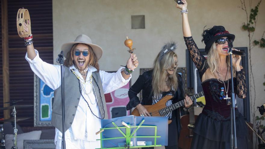 Joan Punyet Miró le cantó a los Pullman